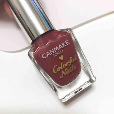 CANMAKE カラフルネイルズ