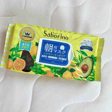 Saborino サボリーノ 目ざまシート