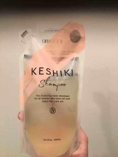 KESHIKI ケシキ シャンプー