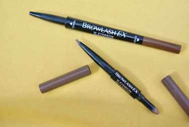 BROWLASH ブロウラッシュEX ウォーターストロング Wアイブロウ<ジェルペンシル&パウダー>
