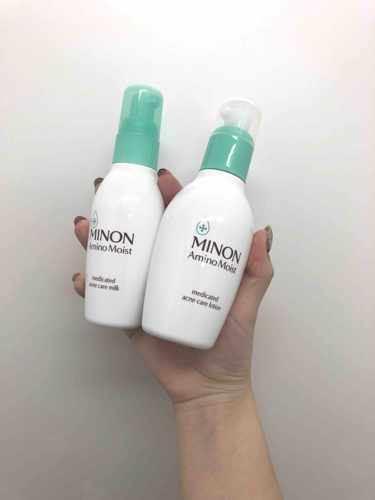 MINON Amino Moist 薬用アクネケア ローション