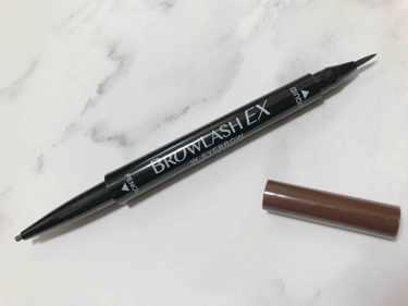 BROWLASH ブロウラッシュEX ウォーターストロング Wアイブロウ <ペンシル&リキッド>