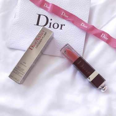 Dior ディオール アディクト ラッカー プランプ