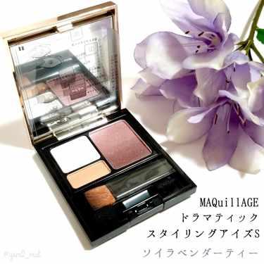 MAQuillAGE マキアージュ ドラマティックスタイリングアイズS