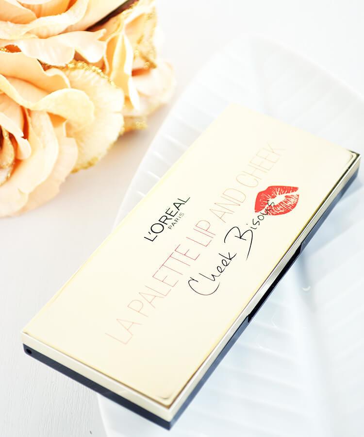 L'Oreal Paris 口紅・グロス カラーリッシュラパレットリップ&チーク