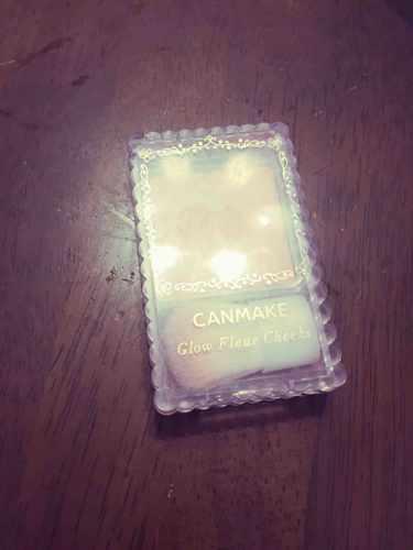 CANMAKE グロウフルールチークス