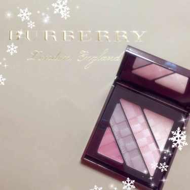 Burberry Beauty コンプリートアイパレット
