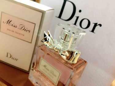 Dior ミス ディオール ブルーミング ブーケ オードゥ トワレ