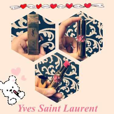 Yves Saint Laurent ルージュ ヴォリュプテ シャイン