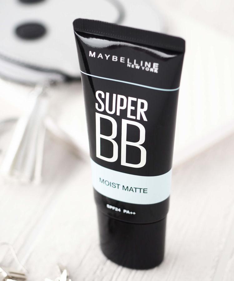 MAYBELLINE 化粧下地 スーパー BB モイストマット