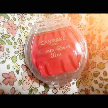 CANMAKE クリームチーク ティント