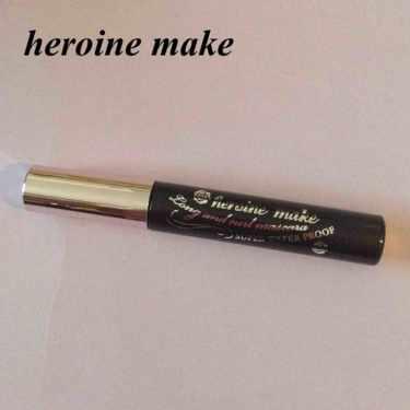 heroine make ロング&カールマスカラ スーパーWP