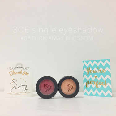 3CE ONE COLOR SHADOW