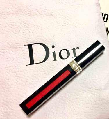 Dior ルージュ ディオール リキッド