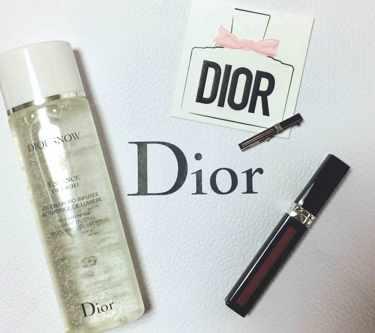 Dior スノー ブライトニング エッセンスローション