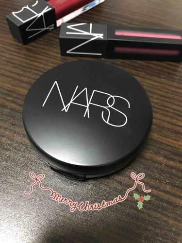 NARS アクアティックグロー クッションコンパクト