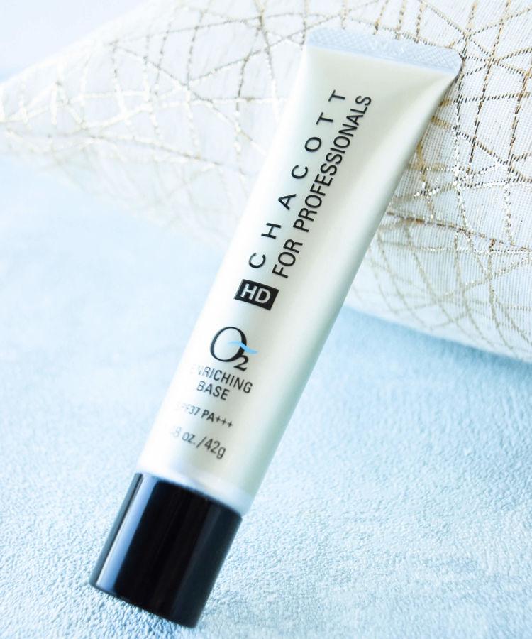 MUJI 化粧下地 UVベースコントロールカラー CHACOTT 化粧下地 HDエンリッチングO2ベース