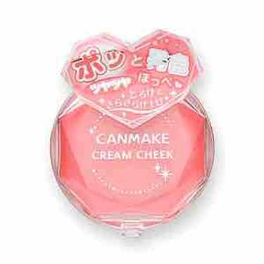 CANMAKE クリームチーク