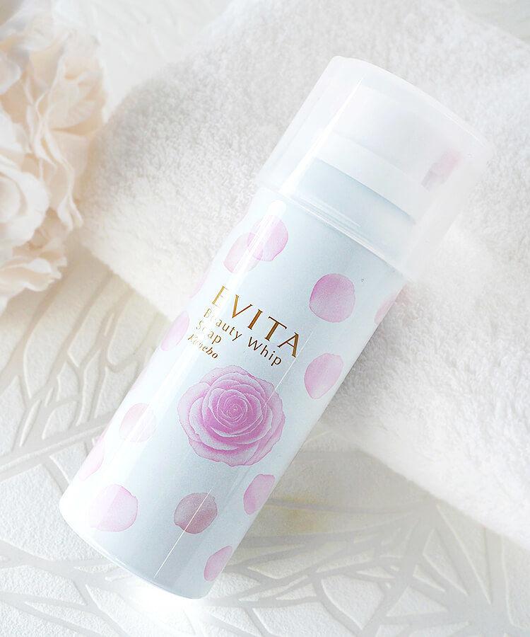 EVITA 洗顔料 ビューティホイップソープ