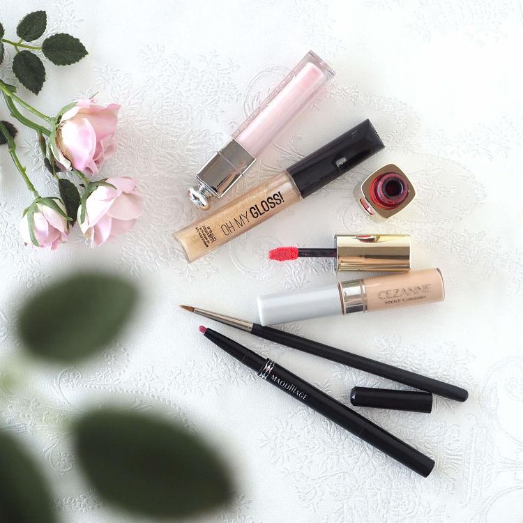 理想の唇になれる♡リップメイク法をご紹介! Dior セザンヌ MAC マキアージュ ロレアル リンメル