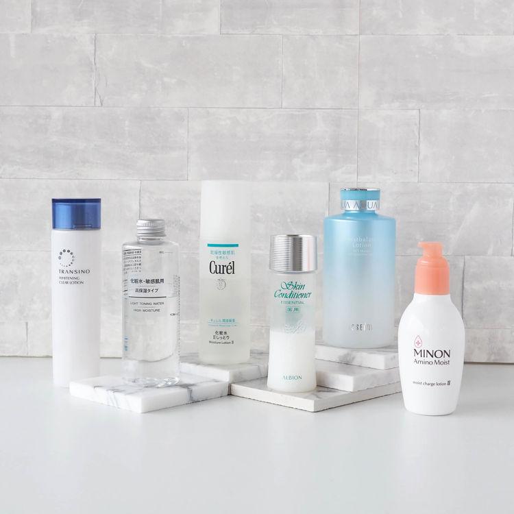 保湿力の高い化粧水特集♡ - 無印良品 / Curel キュレル / MINON ミノン / ALBION アルビオン / ACSEINE アクセーヌ / TRANSINO トランシーノ