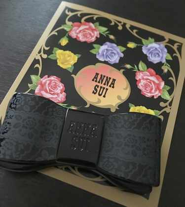ANNA SUI アイブロウ カラー コンパクト