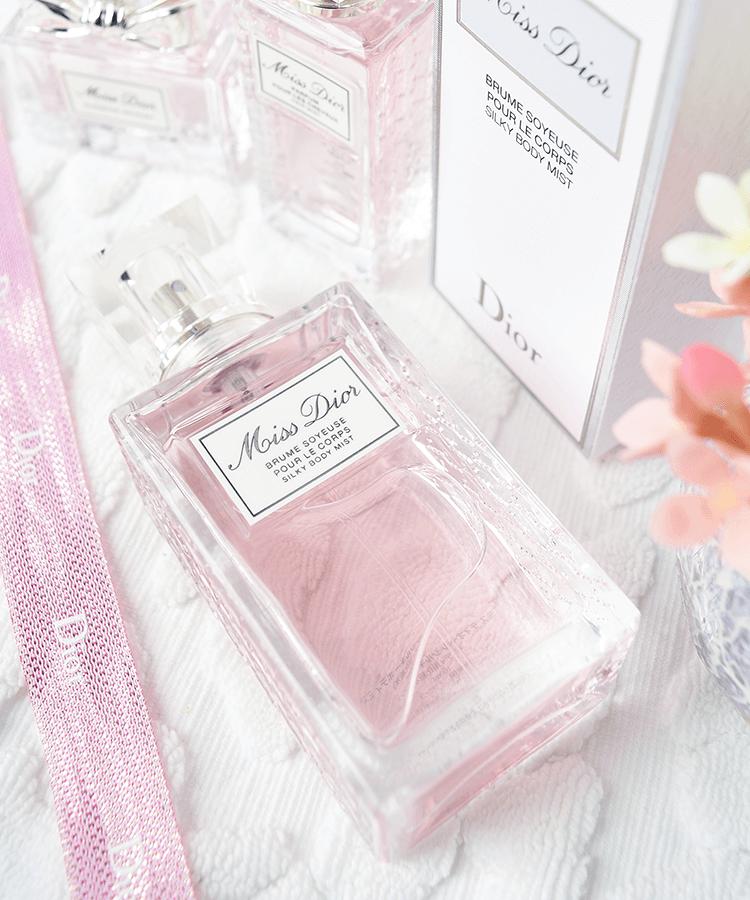 Dior 香水・ヘアミスト ミス ディオール シルキー ボディ ミスト