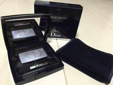 Dior ディオールショウ モノ