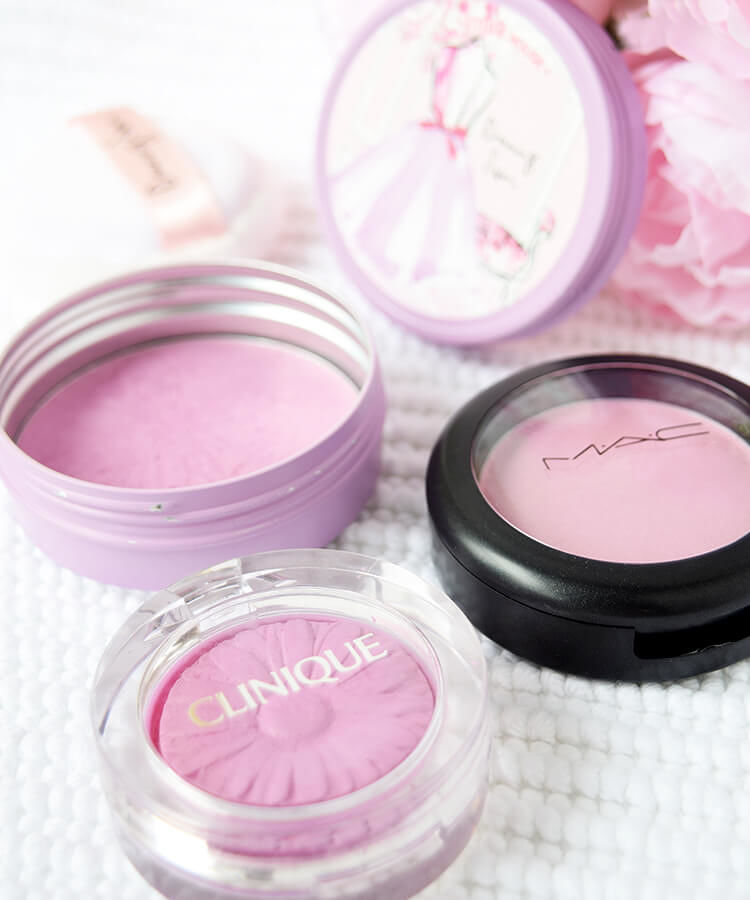 M·A·C チーク パウダーブラッシュ ETUDE HOUSE チーク ドリーミングスワン アイ&チーク CLINIQUE チーク チークポップ