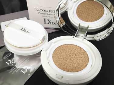 Dior スノー ブルーム パーフェクト クッション