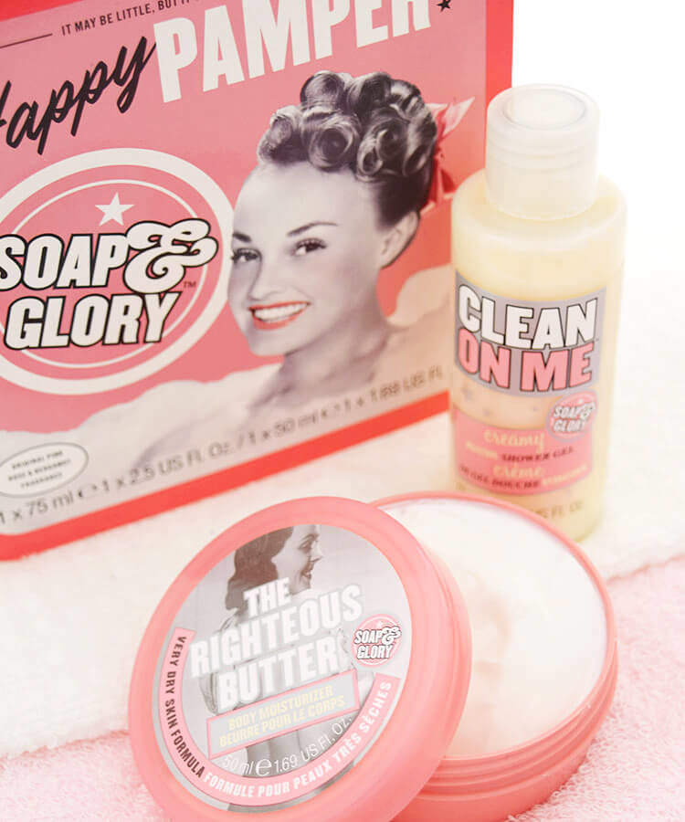 SOAP&GLORY ボディケア THE RIGHTEOUS BUTTER