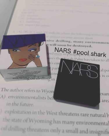 NARS デュアルインテンシティーアイシャドー