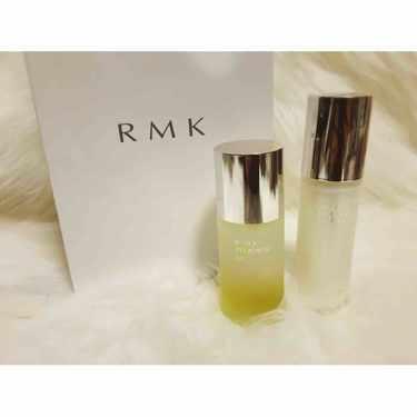 RMK Wトリートメントオイル