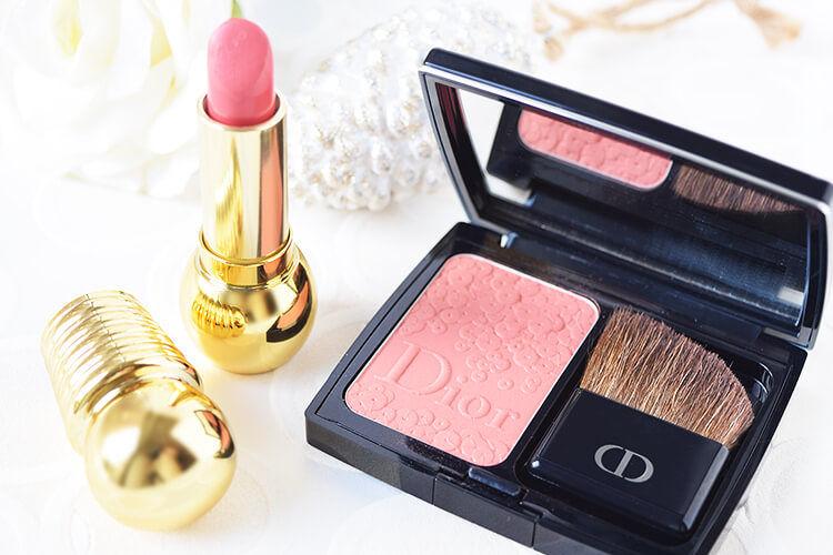 Dior チーク ディオール ブラッシュ Dior 口紅・グロス ディオリフィックベルベットタッチリップ
