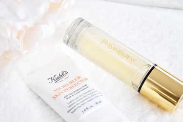 Kiehl's 化粧下地 キールズ ブラー Yves Saint Laurent 化粧下地 ラディアント タッチ ブラープライマー
