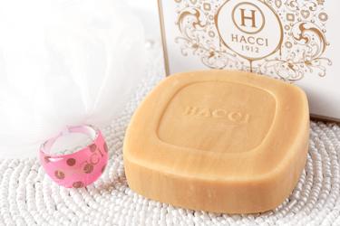 HACCI 洗顔料 はちみつ洗顔石けん