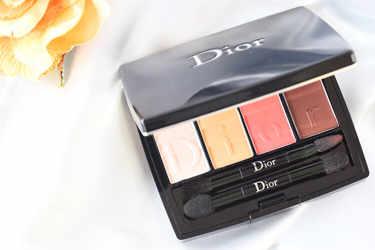 Dior アイシャドウ カラー グラデーション パレット