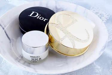 Elegance ルース・フェイスパウダー ラ プードル オートニュアンス MIMURA 日焼け止め SS cover Dior ファンデーション ディオールスキン フォーエバー クッション