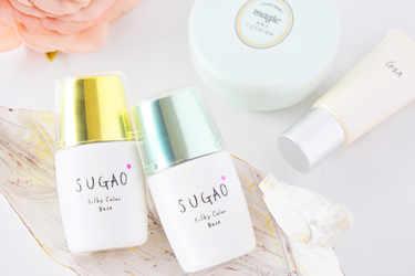 SUGAO 化粧下地 シルク感カラーベース