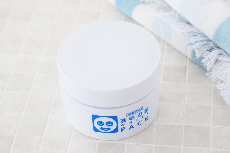 透明白肌 パック・フェイスマスク 透明白肌 薬用ホワイトパックN