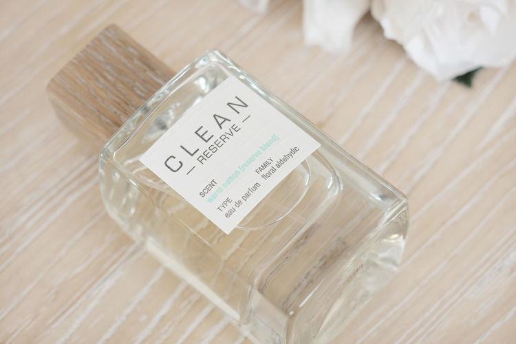 CLEAN ツール ウォームコットン オードパルファム