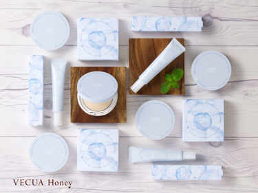 VECUA Honey 化粧下地 ワンダーハニー フローズンマットコンシーラー WONDER Honey ルース・フェイスパウダー ワンダーハニー マットコントロールパウダー VECUA Honey ボディケア アロマエチケットボディシート