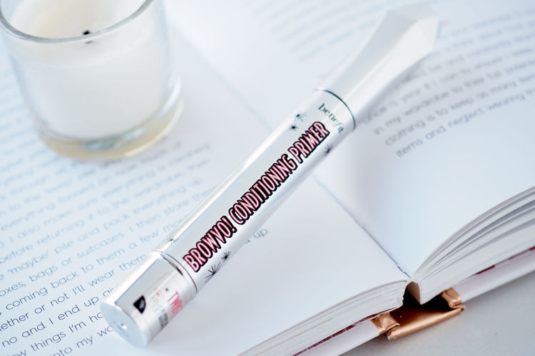 Benefit Cosmetics アイブロウ BROWVO! conditioning eyebrow primer