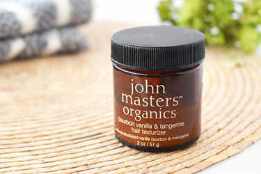 john masters organics ヘアケア BVヘアテクスチャライザー(バーボンバニラ&タンジェリン)