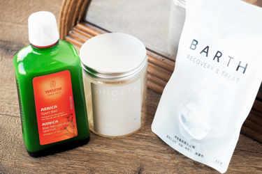 BARTH ボディケア 薬用 BARTH 中性重炭酸入浴剤 WELEDA ボディケア アルニカ バスミルク SHIGETA ボディケア グリーンブルーム バスソルト