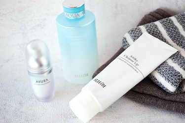 ACSEINE 化粧水 モイストバランスローション ACSEINE クレンジング ミルキィ クレンズアップ AYURA 美容液 リズムコンセントレート