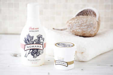 NOMAMA 化粧水 ナチュラルミックスローション NOMAMA 乳液・クリーム ナチュラルミックスクリーム