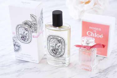 Chloé 香水・ヘアミスト ローズ ド クロエ diptyque 香水・ヘアミスト オードトワレ オーローズ