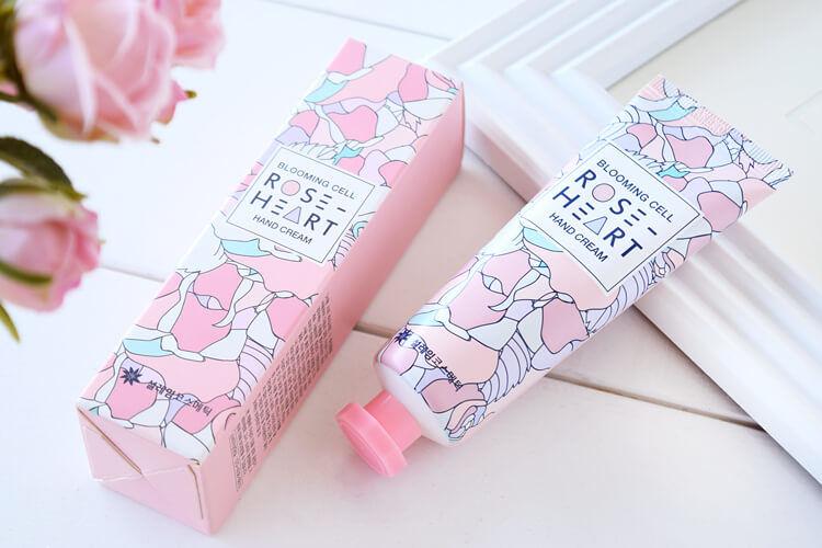 ROSEHEART ハンドケア Blooming cell hand cream