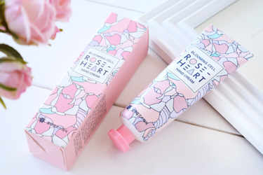 ROSEHEART ハンドケア Blooming cell hand cream